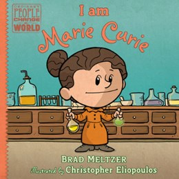 Marie Curie Cover Art