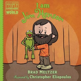 I Am Jim Henson Cover Art