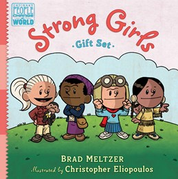 Strong Girls Gift Set Cover Art