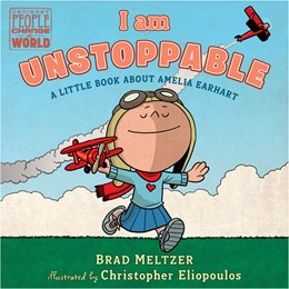 I Am Unstoppable Cover Art